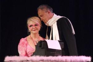 Il romanzo d'amore dell'ereditiera, dal 27 dicembre 2011 al Teatro Anfitrione di Roma