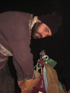 Il barbone a gettoni, al Theatre de Poche di Napoli, dal 26 al 29 gennaio 2012