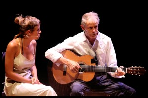 """""""Il viaggio con Aurora continua"""" di e con Erri De Luca, in scena al Teatro Bellini di Napoli il 14 e 15 febbraio 2012"""