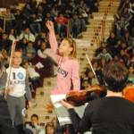 Nuova Orchestra Scarlatti: concerti per le scuole il 28 e 29 febbraio 2012 al Teatro Mediterraneo di Napoli