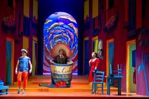 Don Trastullo, al Teatrino di Corte del Palazzo Reale di Napoli fino 11 marzo 2012