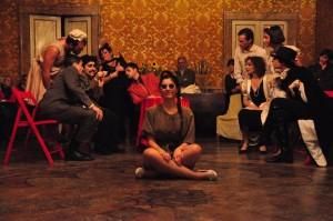 Le femmine sapute di Molière, al Teatro Orazio di Napoli il 5 e 6 maggio 2012