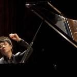 Lang Lang sul palco del Teatro San Carlo mercoledì 27 giugno 2012, ore 20.30