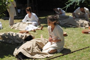 Taranterra, da giovedì 21 giugno al 4 agosto 2012, spettacolo itinerante in giro per Napoli e la Campania