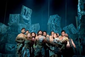 Odissè – In assenza del padre, scritto e diretto da Gabriele Russo, inaugura la Stagione 2012-2013 del Teatro Bellini di Napoli, venerdì 26 ottobre 2012