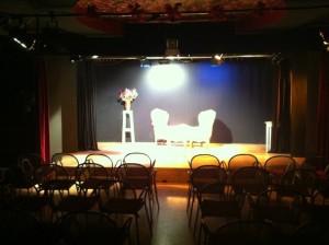 Inizia il 5 ottobre 2012 la stagione teatrale 2012/2013 del Teatro la Giostra di Napoli