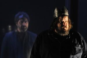 """Recensione dello spettacolo """"Macbeth"""", con Giuseppe Battiston e Frédérique Loliée, per la regia di Andrea De Rosa, al Teatro Bellini di Napoli"""