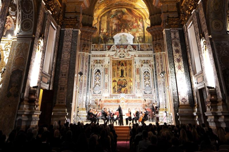 Museo Diocesano Napoli.Nuova Orchestra Scarlatti Napoli Capitale Domenica 18 Novembre