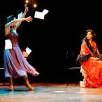 Milonga Merini. Poesia, Tango e Follia al Teatro Golden di Roma, mercoledì 30 Gennaio 2013