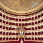 Prova generale aperta al pubblico per il Rigoletto, al Teatro San Carlo di Napoli il 14 e 15 maggio 2013