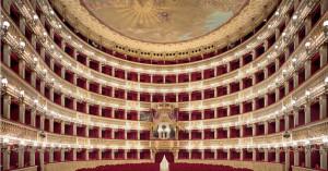 Prova generale aperta al pubblico di Otello il 10 aprile 2014 al Teatro San Carlo di Napoli