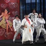 """""""La Fuga in Maschera"""" di Spontini in scena al Teatrino di Corte di Palazzo Reale di Napoli dal 10 febbraio 2013"""