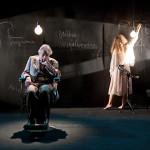 """Roberto Herlitzka in """"Il soccombente"""" di Thomas Bernhard dal 16 aprile 2013 al Teatro Nuovo di Napoli"""