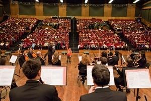 Nuova Orchestra Scarlatti per Città della Scienza – Playing orchestra for children
