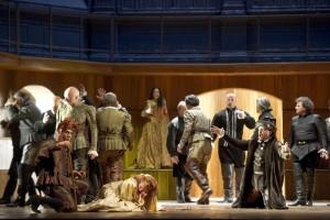 """Il """"Rigoletto"""" al Teatro San Carlo di Napoli dal 17 maggio 2013"""