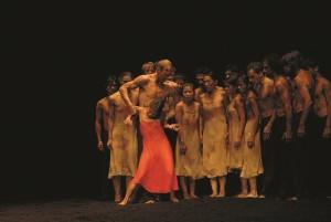 La Compagnia di Pina Bausch al Teatro San Carlo di Napoli