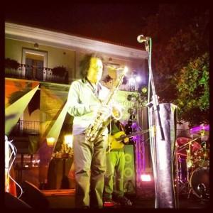 James Senese al Festival dell'Alta Costiera Amalfitana