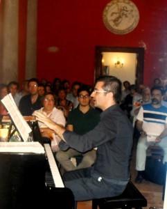 """""""Metti una sera a Palazzo Venezia con… Chopin"""", sabato 12 ottobre 2013 a Napoli"""