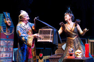 """""""La grande magia"""", per la regia di Luca De Filippo, dal 25 ottobre 2013 al Teatro Bellini di Napoli"""
