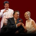 """""""Un'incantevole serata!"""", dal 29 ottobre al 24 novembre 2013 al Teatro Manzoni di Roma"""