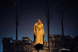 Il cappotto di Gogol' al Teatro Mercadante di Napoli dal 3 all'8 dicembre 2013