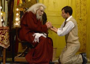 """Recensione dello spettacolo """"Servo di scena"""" al Teatro Bellini di Napoli"""