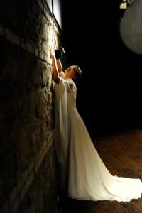 """""""HAmletelia"""" di Caroline Pagani dal 28 novembre 2013 al Teatro Elicantropo di Napoli"""