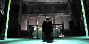 """Maria Paiato in """"Medea"""" di Seneca, per la regia di Pierpaolo Sepe, al Teatro Nuovo di Napoli"""