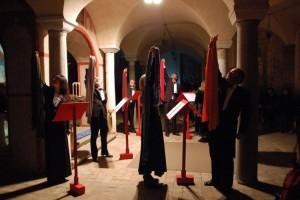 """""""Quell'asino e quel bue"""", dal 4 al 7 dicembre 2013 presso la Cripta della Basilica dei Santi Bonifacio e Alessio"""