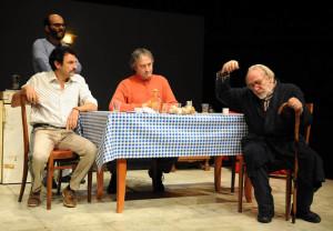 """""""Jucatùre"""" di Pau Mirò ed Enrico Ianniello, dal 20 dicembre 2013 al Teatro Nuovo di Napoli"""