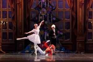 """""""Lo Schiaccianoci"""", dal 20 al 22 dicembre 2013 al Teatro Bellini di Napoli"""