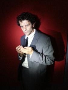 """Venerdì 27 dicembre 2013 alla Sala Assoli di Napoli """"La notte di Scrooge"""" di Marco Mario de Notaris"""
