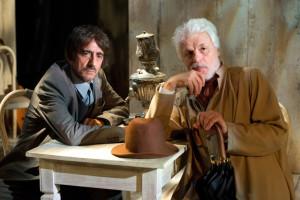 """Sergio Rubini e Michele Placido in """"Zio Vanjia"""" dal 14 al 19 gennaio 2014 al Teatro Bellini di Napoli"""