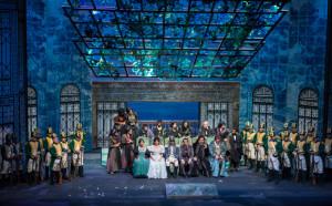 """""""Il Barbiere di Siviglia"""" di Rossini in scena al Teatro di San Carlo di napoli dal 14 al 29 gennaio 2014"""