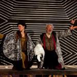 """Benedetto Casillo in """"Sik Sik, l'artefice magico"""" di Eduardo De Filippo al Teatro Nuovo di Napoli"""