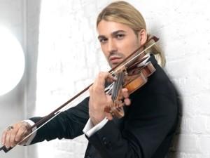 David Garrett in concerto per la stagione sinfonica del Teatro San Carlo di Napoli