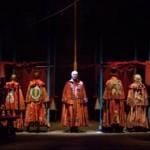 """""""Circo Equestre Sgueglia"""" di Raffaele Viviani al Teatro San Ferdinando di Napoli dal 19 febbraio al 2 marzo 2014"""