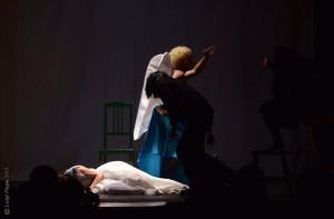 """""""Attesa"""", su testi di Alfonso Tramontano Guerritore per la regia di Antonio Grimaldi, al Teatro Elicantropo di Napoli"""