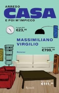 """Recensione del libro """"Arredo casa e poi m'impicco"""" di Massimiliano Virgilio (Rizzoli)"""
