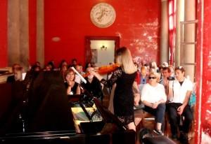 """Terzo appuntamento della rassegna """"Il Sabato degli Aperitivi Musicali"""" al Palazzo Venezia di Napoli"""