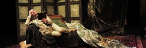 """""""Gabriele d'Annunzio, tra amori e battaglie"""" al Teatro Mercadante di Napoli dall'11 al 13 aprile 2014"""
