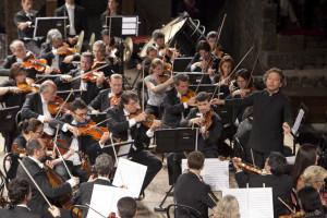 George Pehlivanian e John Harle il 9 e il 10 maggio 2014 al Teatro San Carlo di Napoli
