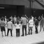 """""""Arrevuoto 2014"""", per la quinta edizione di """"Teatri senza etichetta"""", presso la comunità Dedalo di Bacoli"""