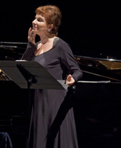 Mariella Devia ritorna al Teatro San Carlo di Napoli, sabato 21 giugno 2014