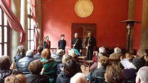 Ritornano gli incontri musicali al Palazzo Venezia di Napoli, sabato 27 settembre 2014