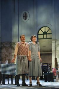 """Da giovedì settembre 2014 """"Don Checco"""" di Nicola De Giosa al Teatrino di Corte del Palazzo Reale di Napoli"""