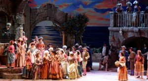 Recensione dell'Elisir d'amore al Teatro San Carlo di Napoli