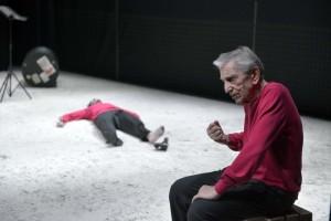 """Roberto Herlitzka in """"Una giovinezza enormemente giovane"""" dall'11 al 16 novembre 2014 al Piccolo Bellini"""