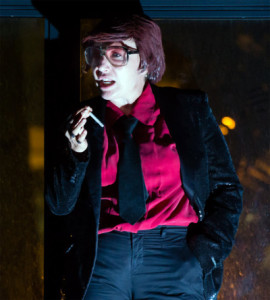 Il cinema e il teatro: Paolo Sorrentino e Iaia Forte, da  lunedì 17 novembre 2014 al Teatro Nuovo di Napoli