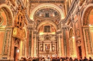 Autunno musicale 2014 della Nuova Orchestra Scarlatti: Nachtmusik, alla Chiesa dei SS. Marcellino e Festo